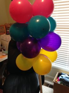 balloonpole